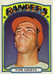 1972 Topps Baseball Cards      609     Tom Grieve